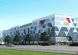 Beijing-Zhongxin Frey Architekten